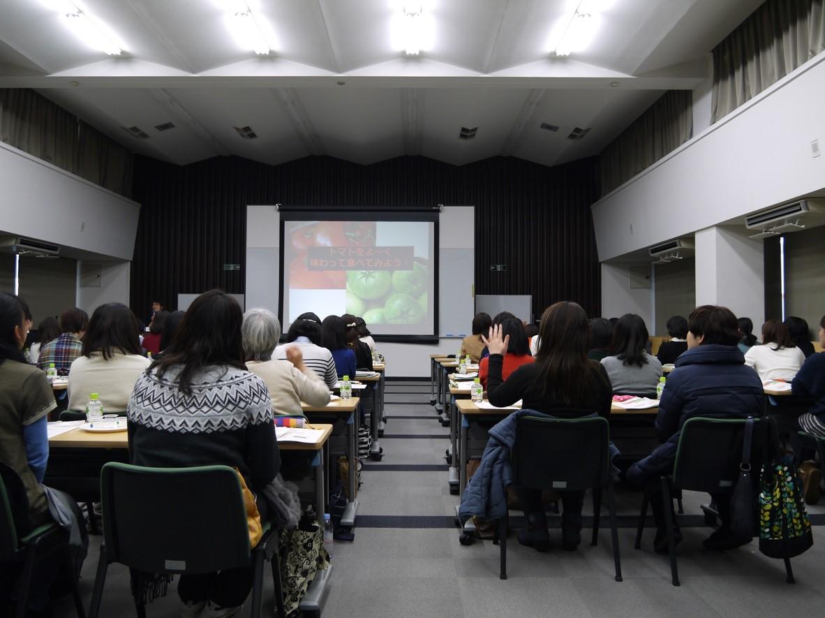 東京都特別区でのうま味講義