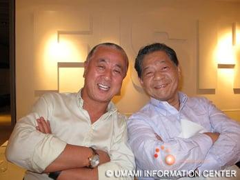 松久信幸氏(左) & 村田吉弘氏(右)