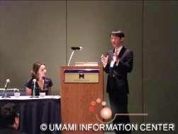 UIC NY支局によるうま味の講義