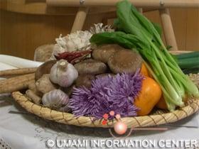 使用した新潟食材(野菜・きのこ類)